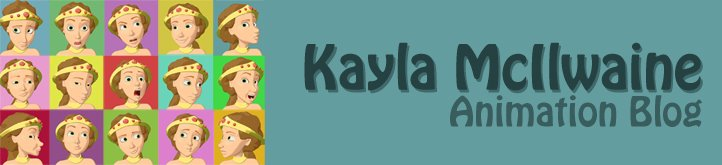 Kayla's Animation Blog
