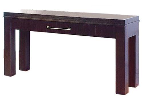 Loga accesorios y muebles de madera muebles ocasionales for Muebles elefante