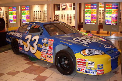 NASCAR Nationwide Series #33 Harvick