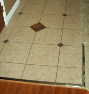 Kitchens & Baths by D\'Zyne: How to install ceramic floor tiles next ...