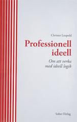 Professionell ideell - Om att verka med ideell logik