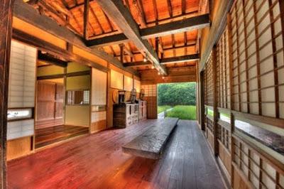 Caratteristiche di una casa tradizionale giapponese for Casa giapponese tradizionale