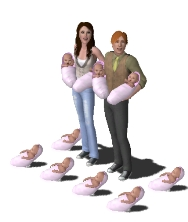 Sims  Toddlrs No More Sleep In Dog Beds