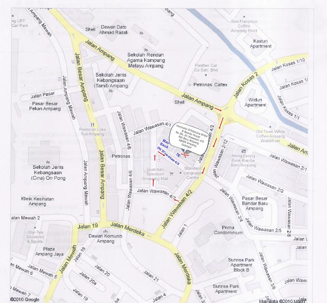 maps lokasi
