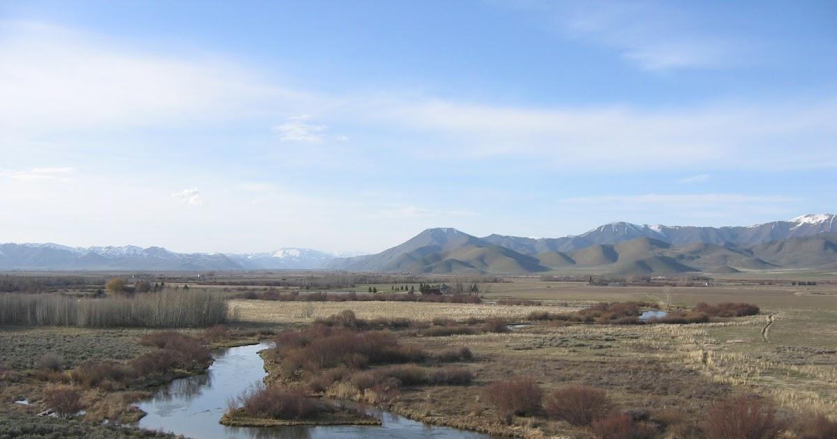 Idaho nature notes the 2007 summer season at silver creek for Silver creek idaho fishing