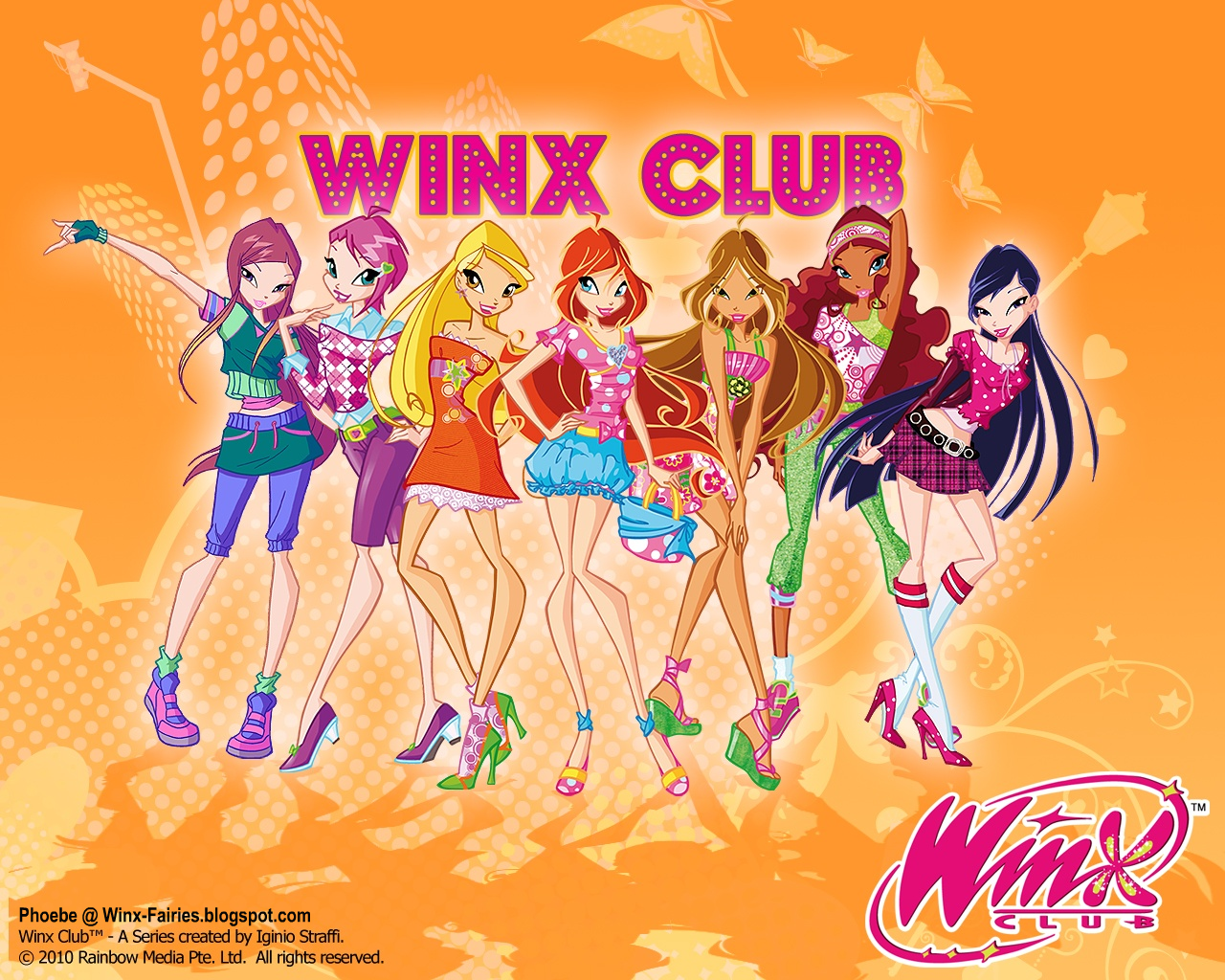 Винкс клуб феи winx club