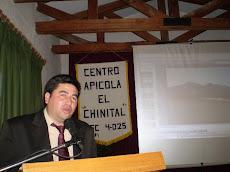 Sergio Olivares anfitrion en Monte Patria