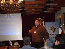 Manuel Rodriguez hablo de las experiencias con ácido fórmico para controlar varroasis