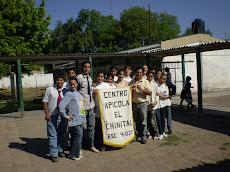 El Chinital estuvo en la Escuela Técnica de Santa Rosa