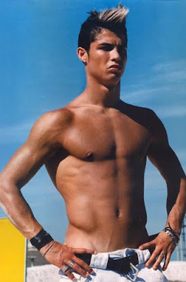 Cristiano Ronaldo CR9 Sexy photos Real Madrid
