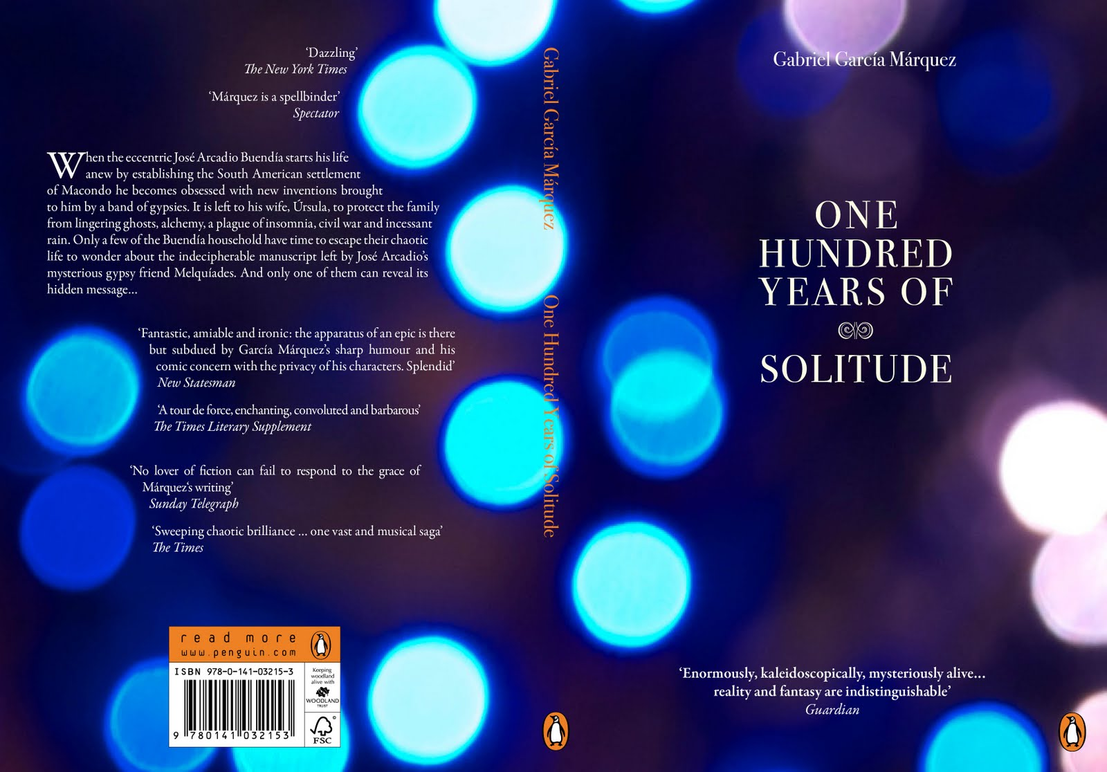 one hundred years of solitude thesis