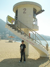 Nick @ Repulse bay HKG