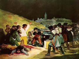 Los Fusilamiento del 3 de Mayo.
