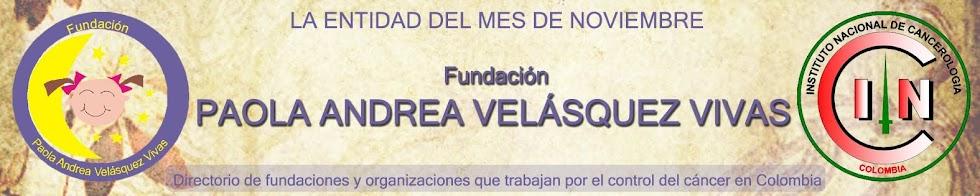 Fundación Paola Andrea Velásquez Vivas