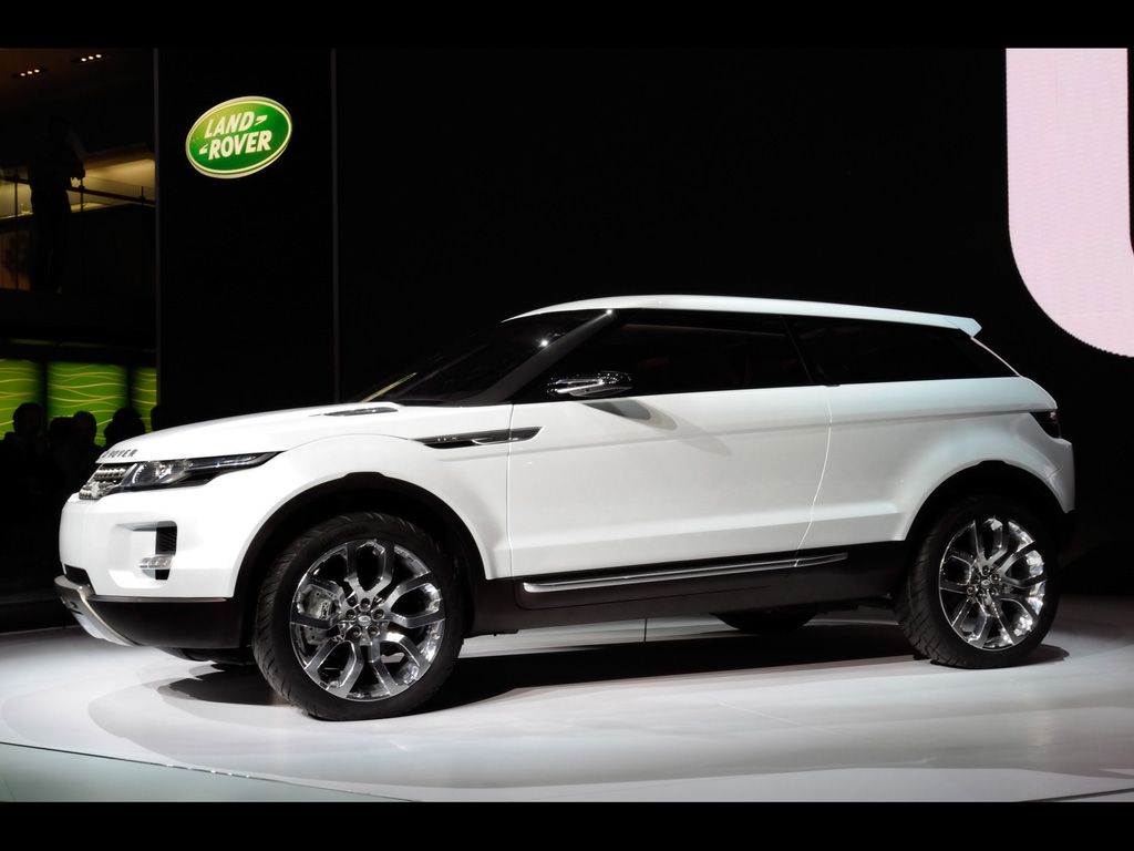 Land Rover Wallpapers Page 1 HD Wallpapers - land rover lrx concept wallpapers
