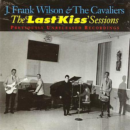 Anymore Dennis Nelson Album Cover. 1. Last Kiss (2:28)