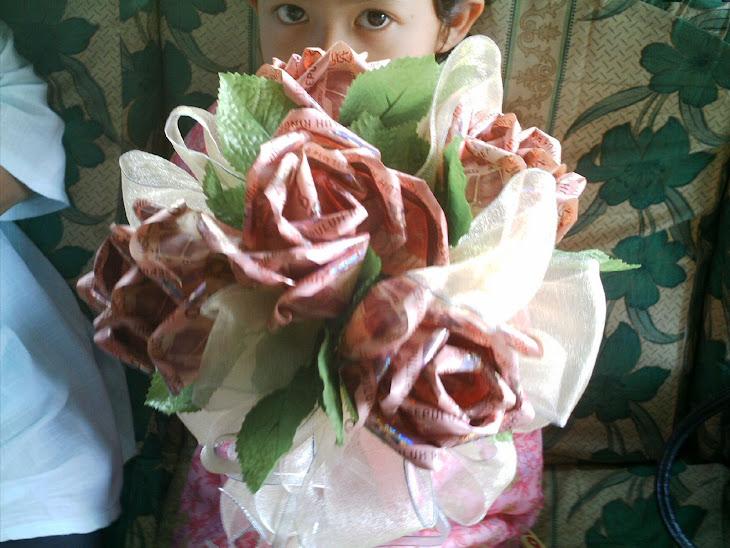 Mas Kahwin Bunga Mawar