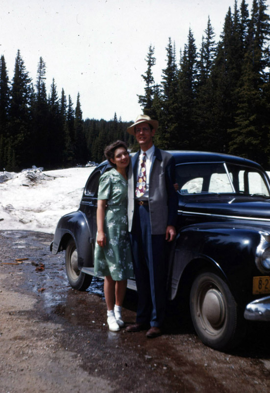 Grandpa and Grandma, 1950, part 2