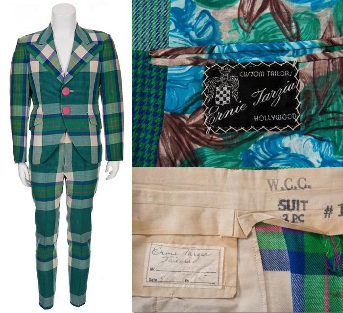 Riddler suit