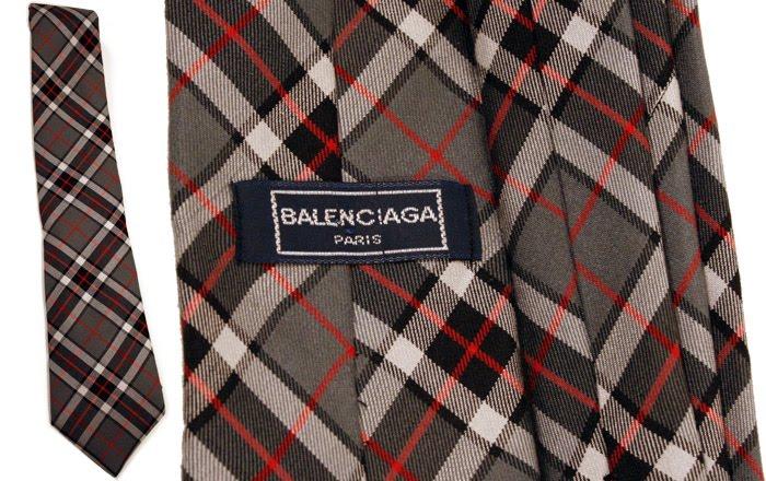 Balenciaga tie