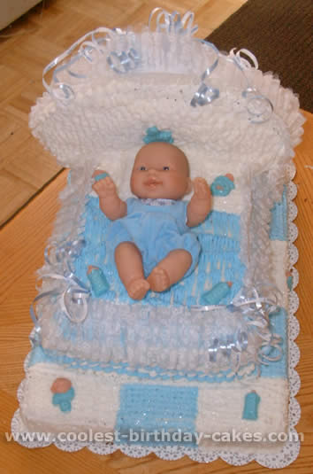 Baby Shower Cakes You Wouldn T Expect ~ It s all about latest fashion things shower cakes