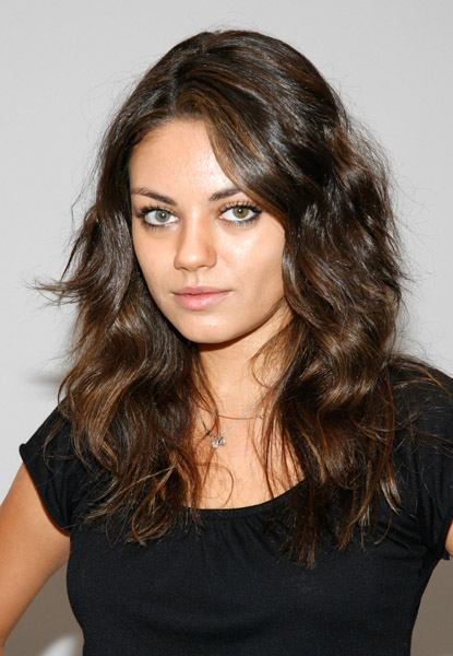 ... That 70s Show and hit comedy Forgetting Sarah Marshall, Mila Kunis also ...