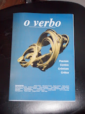 Revista O Verbo, da comunidade Novos Escritores do Brasil