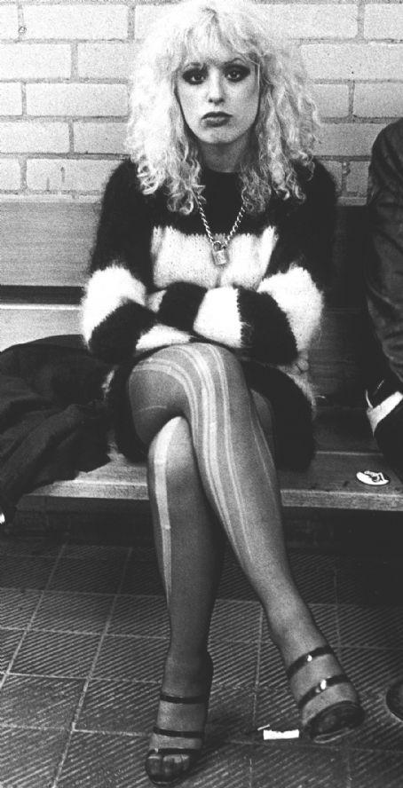 Lil' Blonde Darling: Nancy Spungen!