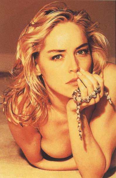 Nobody made watching 90's erotic thrillers more exciting than Sharon Stone!