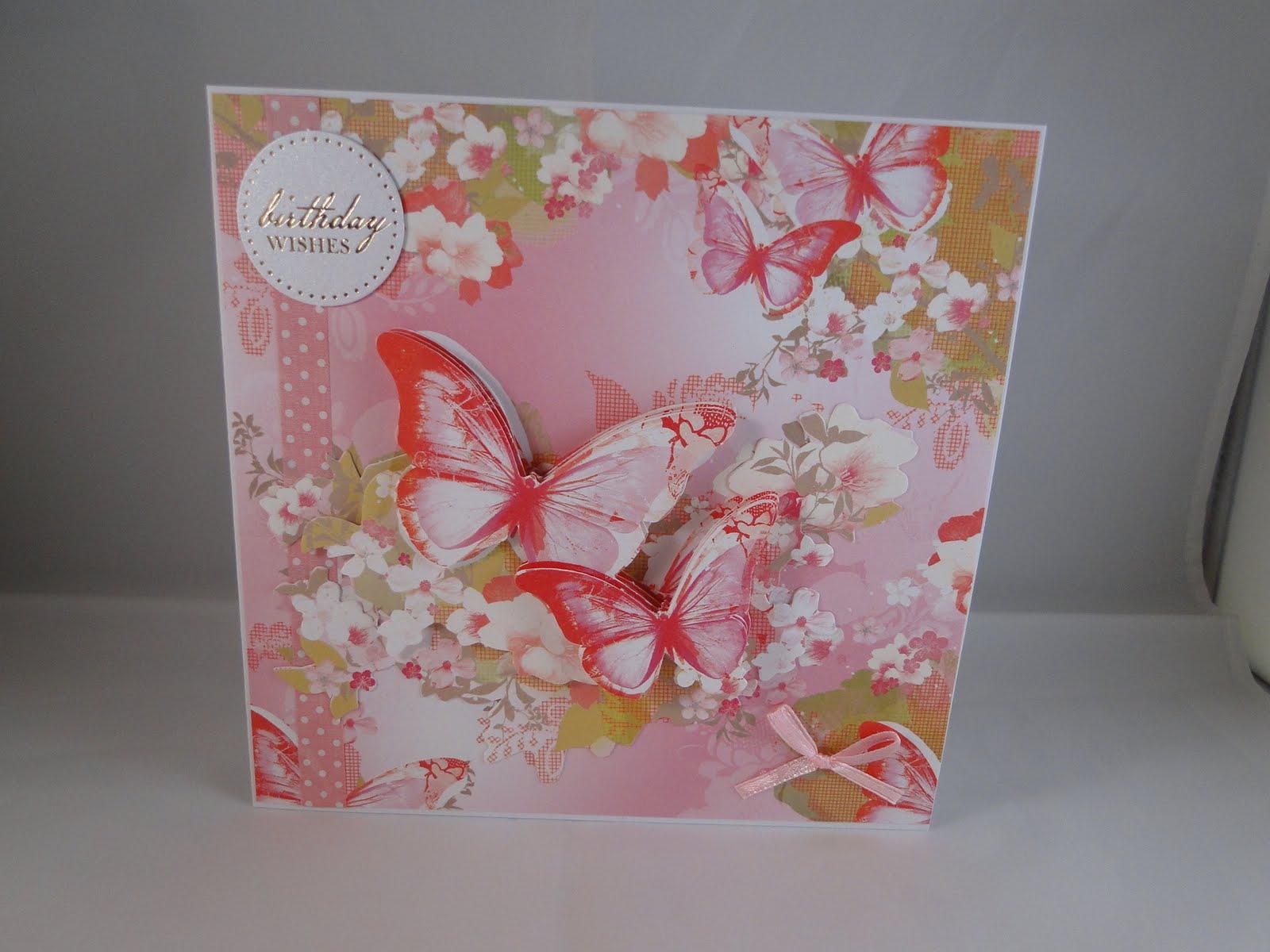 Creative Birthday Cards Handmade ~ Elaine s creative musings more handmade birthday cards