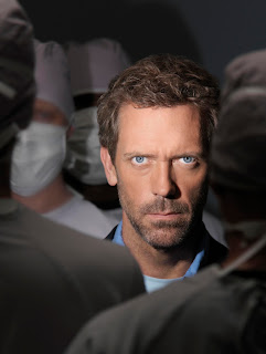 Hugh Laurie/Gregory House