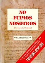 """""""No fuimos nosotros"""" - Isabel Álvarez de Toledo"""