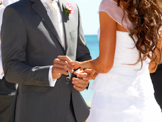 Getting married in the sun? Stay cool by wearing the right suit!