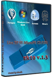 Quick File: Live XP SV-MicroPE CD/USB 2k10 PlusPack v.1.3 2010