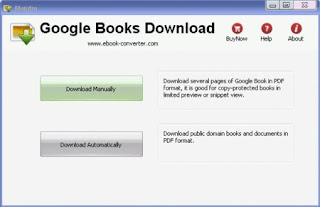 Quick File: Google Book Downloader 3.0.1.308