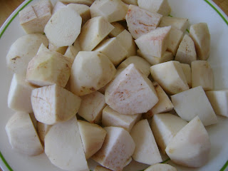 how to cook binignit with malagkit