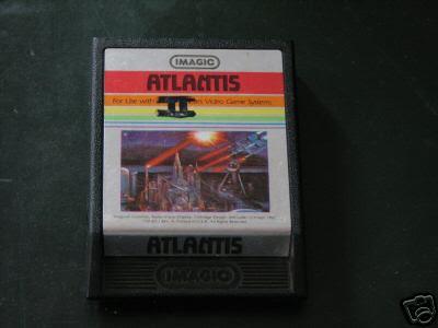 Atari 2600 Atlantis II