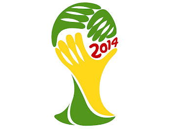Click na logo oficial e saiba tudo sobre a nossa Copa do Mundo !!!