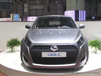 Car And Cars Lada C Concept 2007 Pictures Beautiful Car Lada C