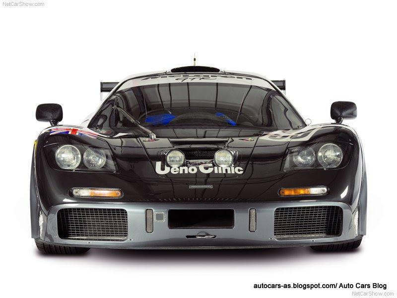 mclaren f1 wallpaper. McLaren F1 GTR 1995 pictures