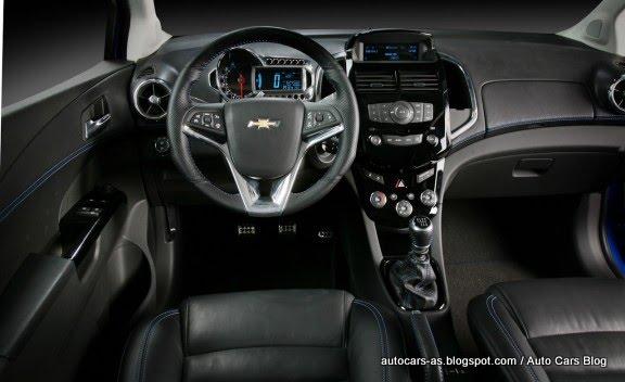 2011 Chevrolet Aveo5 info