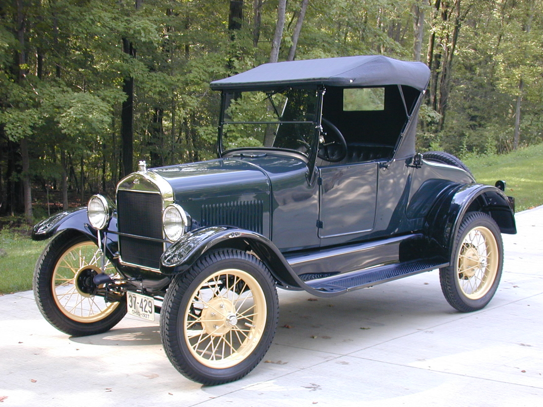ford model t The model t was the most popular automobile of the 20th century, but how many  carolinians today know that ford motor co produced them at.