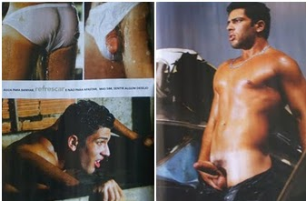 Actores Mexicanos Desnudos