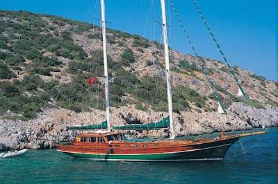 alquiler goletas Turquia