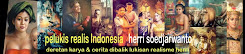 Pelukis Realis Indonesia Herri Soedjarwanto