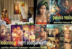 - : : BLOG UTAMA : : - - -  Pelukis Realis & Lukisan Realis Indonesia