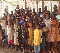 """""""UN SORRISO DALL'AFRICA"""" - LOTTERIA DI BENEFICENZA 2008"""