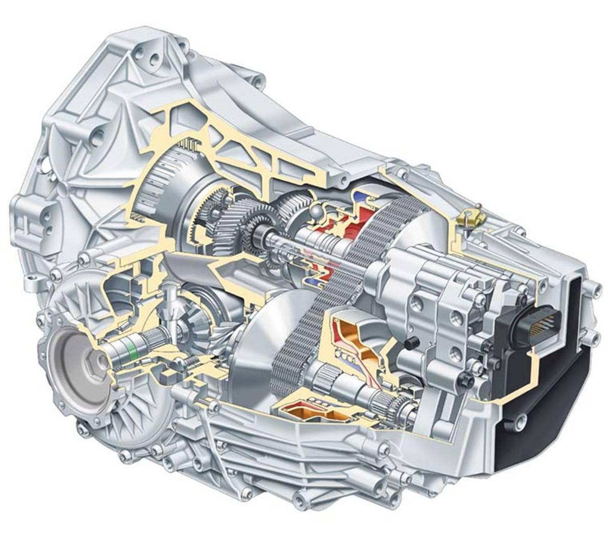 Blog Y Ahora La Transmision Audi 01j Cvt Multitronica