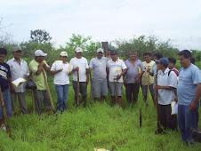 Reforestación en Vega Honda - Chulucanas