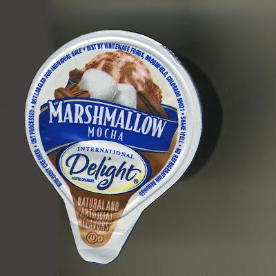 Marshmallow mocha